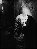 """Luciano Monticelli """"L'uomo dei dolori"""" - Sez. Tema Obbligato 1° Premio"""