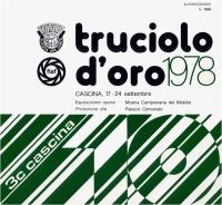 10° Truciolo d'Oro 1978 copertina