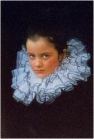 """Lella Beretta """"Pierrot"""" - Sez. Diapositive a Colori Cat. Ritratto e Figura 1° Premio"""
