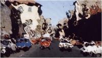 """Luciano Seghetti """"Impressioni"""" – Sez. DIA Cat. Soggetti vari 3° Premio"""