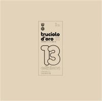 13° Truciolo d'Oro 1981 copertina