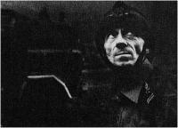 """Luigi Passero """"Il pompiere"""" – Sez. Stampe BN Ritratto e figura 3° Premio"""