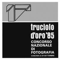 17° Truciolo d'Oro 1985 copertina