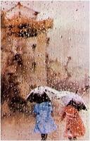 """Renzo Santagostini """"Giorno di pioggia"""" - Sez. Stampe Colore Ex-aequo"""