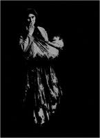 """Alberto Bonaiuti """"The gipsy"""" - Sez. Tema Libero BN 4° Premio"""