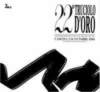 22° Truciolo d'Oro 1990 copertina