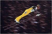 """Paolo Bigini """"Yellow jump"""" - Sez. Stampe Colore 3° Premio"""