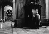 """Giuseppe Fausto """"La confessione"""" - Sez. Stampe BN 2° Premio"""