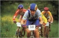 """Massimo Cavalletti """"Mountain bike"""" - Sez. DIA Colore 1° Premio"""