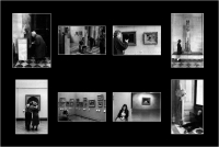 """Gabriele Caproni """"Parigi, visitando i musei"""" - Sez. RRSD 1° Premio"""