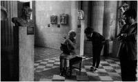 """Gabriele Caproni """"Parigi, visitando i musei 2"""" - Sez. RRSD 1° Premio"""