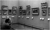 """Gabriele Caproni """"Parigi, visitando i musei 6"""" - Sez. RRSD 1° Premio"""