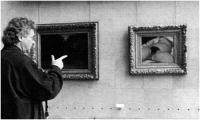 """Gabriele Caproni """"Parigi, visitando i musei 3"""" - Sez. RRSD 1° Premio"""