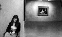 """Gabriele Caproni """"Parigi, visitando i musei 7"""" - Sez. RRSD 1° Premio"""