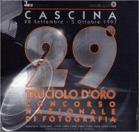 29° Truciolo d'Oro 1997 copertina