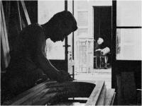 "Carlo Battigamba ""Varie forme d'artigianato"" - Sez. Tema Obbligato BN 4° Premio"