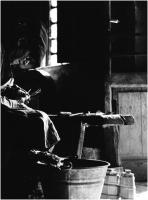 "Enrico Calvani ""La vecchiaia dell'artigiano"" - Sez. Tema Obbligato BN Opera Segnalata"