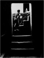 """Luciano Monticelli """"Via d'uscita """" - Sez. Tema Obbligato BN 5° Premio"""