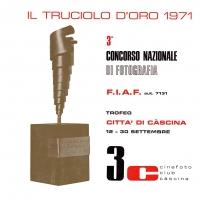3° Truciolo d'Oro 1971 copertina