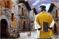 """Andrea Budai """"L'ultima preghiera"""" - Sez. Stampe Colore 1° Premio"""