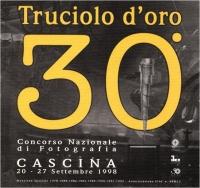 30° Truciolo d'Oro 1998 copertina