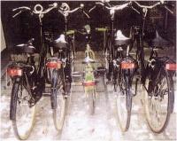 """Fabrizio Carlini """"Biciclette 1"""" - Sez. Stampe Colore 2° Premio"""