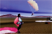"Nino Longhitano ""Parasol"" - Sez. Digitale Fotomontaggi-Computer Grafica 1° Premio"