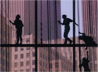 "Pierfrancesco Baroni ""Workers"" - Sez. Digitale Fotomontaggi-Computer Grafica 2° Premio"