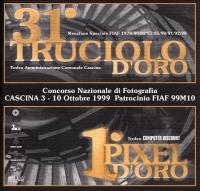 31° Truciolo d'Oro 1999 copertina
