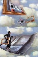 """Giulio Montini """"Omaggio a Magritte 4"""" - Pixel d'Oro"""