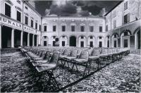 """Marco Cavina """"La piazza trasfigurata"""" - Sez. Digitale Elaborazioni 3° Premio"""