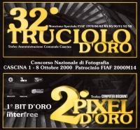 32° Truciolo d'Oro 2000 copertina