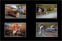 """Luciano Maccheroni """"Ciclismo"""" - Sez. RRSP CLP 3° Premio"""