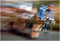 """Luciano Maccheroni """"Ciclismo 1"""" - Sez. RRSP CLP 3° Premio"""