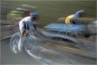 """Luciano Maccheroni """"Ciclismo 5"""" - Sez. RRSP CLP 3° Premio"""