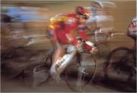 """Luciano Maccheroni """"Ciclismo 3"""" - Sez. RRSP CLP 3° Premio"""