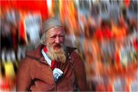 """Eugenio Doretti """"Movimento per la pace 4"""" - Sez. Immagini Digitali RRSP 2° Premio"""