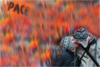 """Eugenio Doretti """"Movimento per la pace 8"""" - Sez. Immagini Digitali RRSP 2° Premio"""