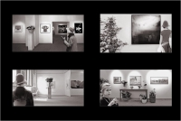 """Roberto Baldini """"In galleria"""" - Sez. Stampe BN 2° Premio"""