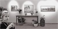 """Roberto Baldini """"In galleria 4"""" - Sez. Stampe BN 2° Premio"""