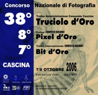 38° Truciolo d'Oro 2006 - copertina