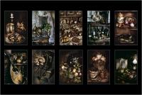 """Mario Spalla """"Still life in light painting"""" - Truciolo d'Oro"""