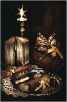 """Mario Spalla """"Still life in light painting 1"""" - Truciolo d'Oro"""