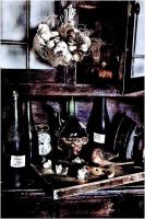 """Mario Spalla """"Still life in light painting 4"""" - Truciolo d'Oro"""