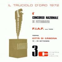 4° Truciolo d'Oro 1972 copertina