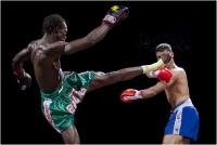 """Giovanni Brighente """"Kick Boxing 1"""" - Sez. Immagini Digitali Sport 2° Premio"""