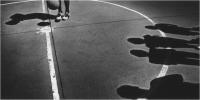 """Alberto Lucchetta """"Gioco di linee e ombre 1"""" - Sez. Stampe BN 1° Premio"""