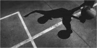 """Alberto Lucchetta """"Gioco di linee e ombre 3"""" - Sez. Stampe BN 1° Premio"""