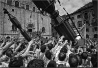 """Valerio Perini """"Gubbio: un giorno particolare 3"""" - Sez. RRSP 3° Premio"""