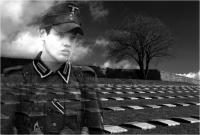 """Gabriele Bandinelli """"Cimitero militare germanico Passo della Futa 3"""" - Sez. RRSP 1° Premio"""